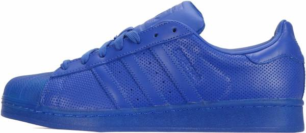 Cheap Adidas Originals Superstar 2 Mens Basketball Shoes Black/Black