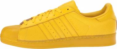 Adidas Superstar Adicolor - Yellow (S80328)