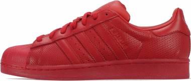 Adidas Superstar Adicolor - Red