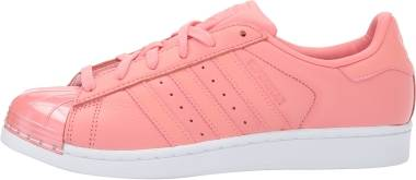 Adidas Superstar Metal Toe - Pink