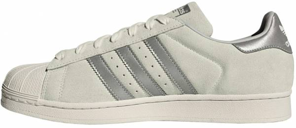 Adidas Superstar Suede - Off White Supplier Colour