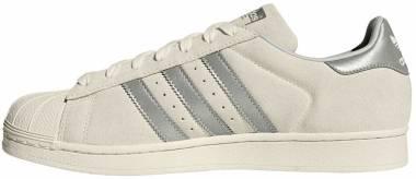 Adidas Superstar Suede - Off White Supplier Colour (B41989)