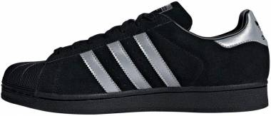 Adidas Superstar Suede Black Men