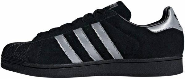 Adidas Superstar Suede Black