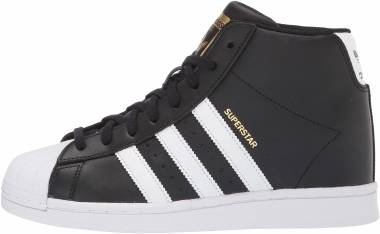 Adidas Superstar UP - Core Black Ftwr White Gold Met (FW0117)