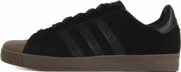 adidas Half Shell Vulc Shoes Black | adidas US