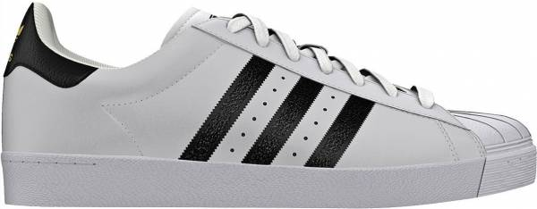 Adidas Superstar Vulc ADV - White