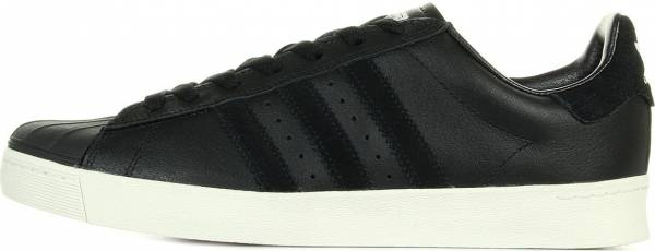 asqueroso Conciencia de primera categoría  Adidas Superstar Vulc ADV deals from £76 in 3 colors | RunRepeat