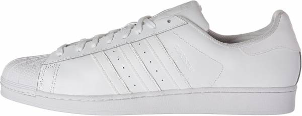 cheaper cbe72 f1e95 Adidas Superstar Foundation White