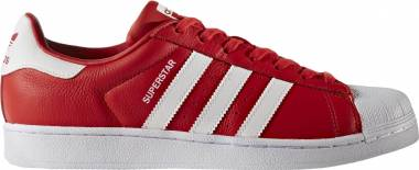 Adidas Superstar Foundation - Rot (BB2240)
