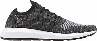 Adidas Swift Run Primeknit - Black