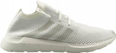 Adidas Swift Run Primeknit - White
