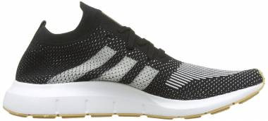 Adidas Swift Run Primeknit - Schwarz (CQ2891)