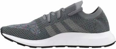 Adidas Swift Run Primeknit - Grey (CG4128)