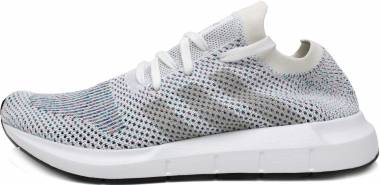 Adidas Swift Run Primeknit Grey Men
