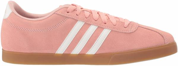 Adidas Courtset - Pink Dust Pink Cloud White Gum 0 (F35767)