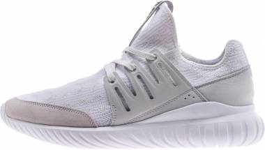 Adidas Tubular Radial Primeknit Grey Men