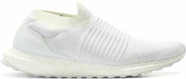 Adidas Ultra Boost Laceless White Men