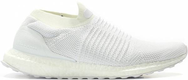 Adidas Ultraboost Laceless - White