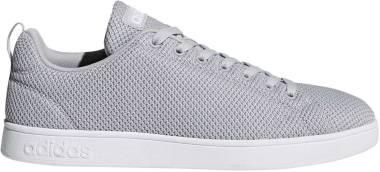 Adidas Advantage Clean VS Lifestyle - Grey Gretwo Gretwo Ftwwht Gretwo Gretwo Ftwwht (DB0425)