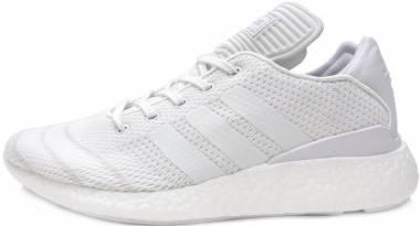 Adidas Busenitz Pure Boost Primeknit - White