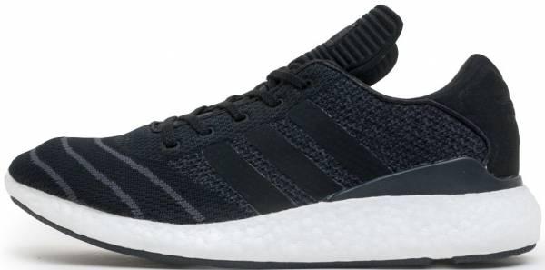 Adidas Busenitz Pure Boost Primeknit Black