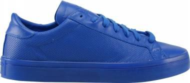 Adidas Court Vantage Adicolor - Blue