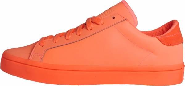 Adidas Court Vantage Adicolor Sun Glow
