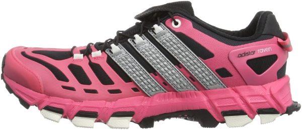 Adidas Adistar Raven 3 woman pink - pink (bahia pink s14/metallic silver/chalk 2)