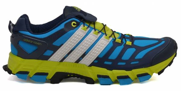 Adidas Adistar Raven 3 Trail Running Shoes Mens Grey