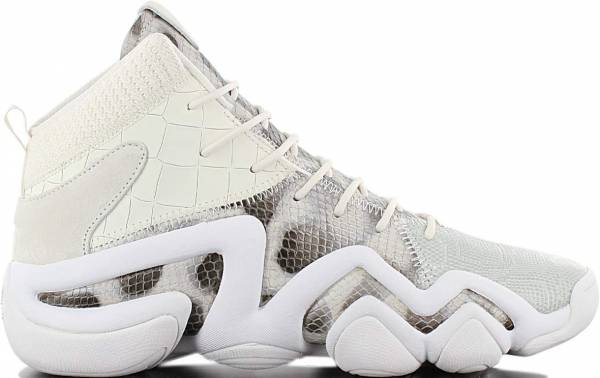 best sneakers c16f4 22684 Adidas Crazy 8 ADV White