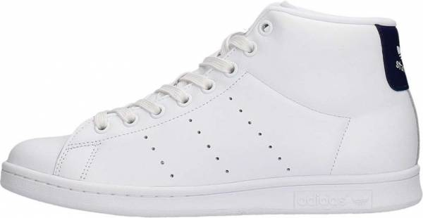 Adidas Stan Smith Mid White