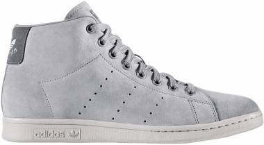 Adidas Stan Smith Mid - Gris Gritre Gritre Gricin 000