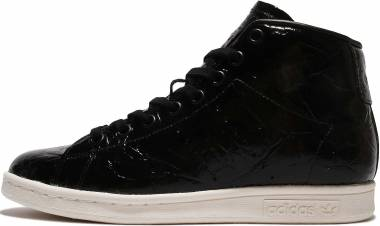 Adidas Stan Smith Mid - Black