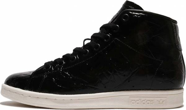 Adidas Stan Smith Mid - Black (BB0110)