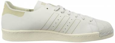 Adidas Superstar 80s Decon - White Footwear White Footwear White Brown 0 (CQ2210)