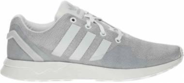 Adidas ZX Flux ADV Tech - White Grey S76395