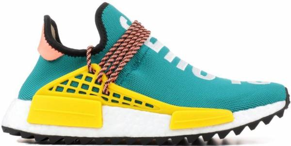 Pharrell Williams x Adidas Human Race NMD TR - Green