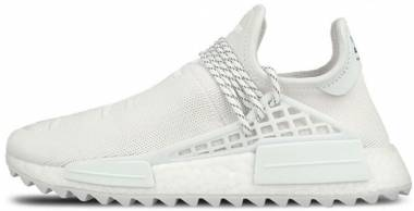 Pharrell Williams x Adidas Human Race NMD TR - White