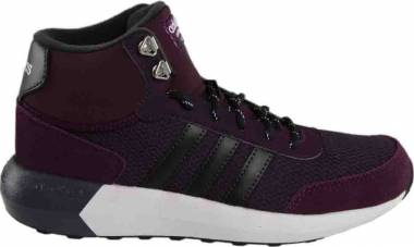 Adidas Cloudfoam Race Winter Mid Purple Men