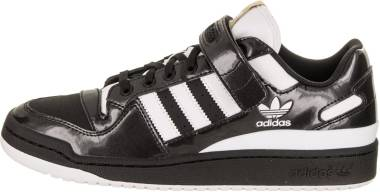 Adidas Forum Low - Black White Gold