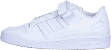 Adidas Forum Low - Ftwr White Ftwr White Ftwr White (FY7755)