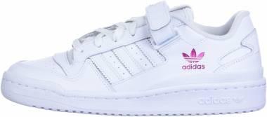 Adidas Forum Low - White (G58001)