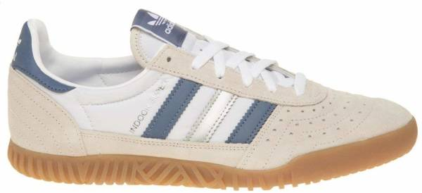ecuador Misionero aceptar  Adidas Indoor Super sneakers in white + black (only $80) | RunRepeat