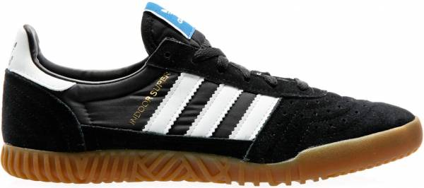 Adidas Indoor Super - Black (B41523)