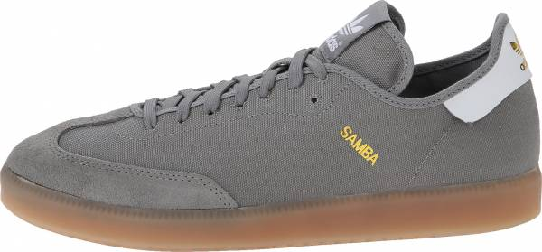 Adidas Samba MC Solid Grey/White/Gold