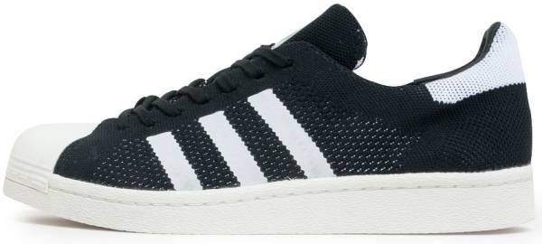 Adidas Superstar Primeknit - White/Black/Off White