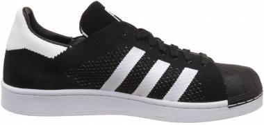 Adidas Superstar Primeknit - Black (BY8706)