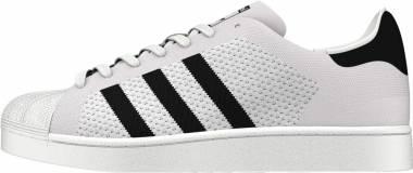 Adidas Superstar Primeknit - Weiß Ftwbla Cobmet Ftwbla 000 (BY8704)