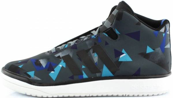 Adidas Veritas Mid Onyx/Black/White Print